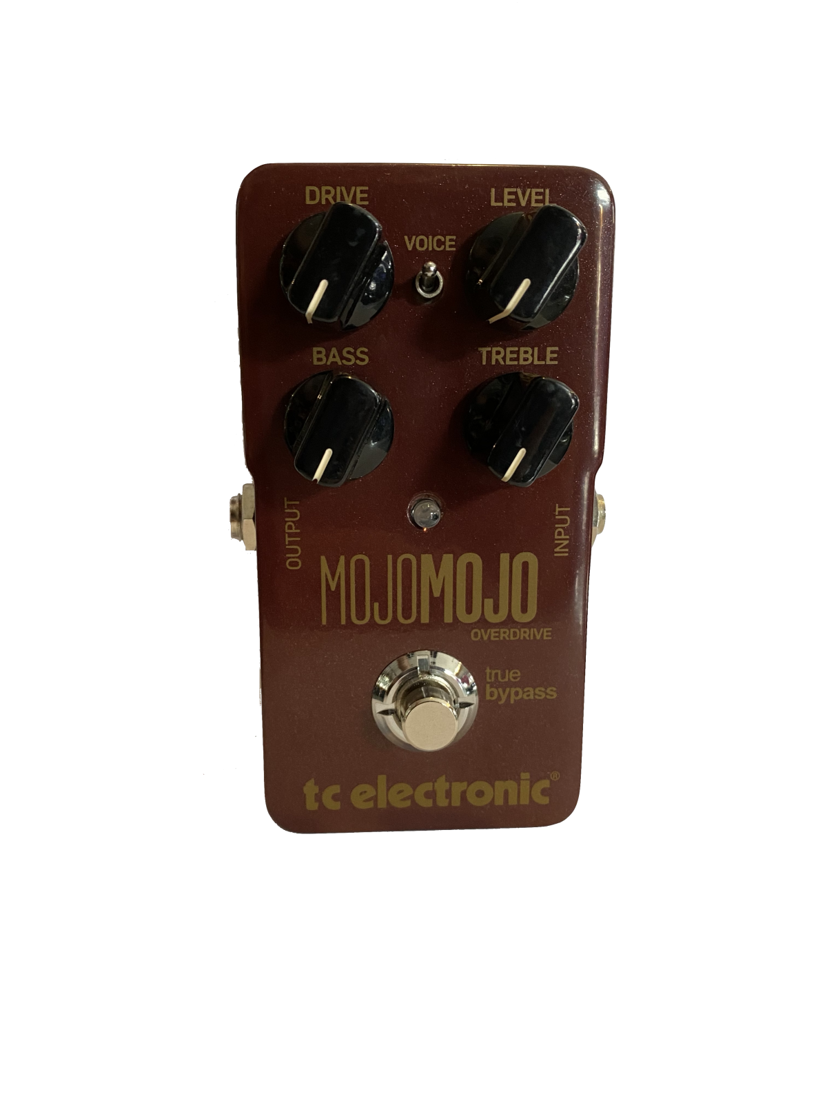 Tc Electronics MojoMojo Overdrive Effect Pedal - USED