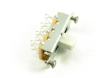 SLIDE SWITCH MUSTANG/DUOSONIC WHITE