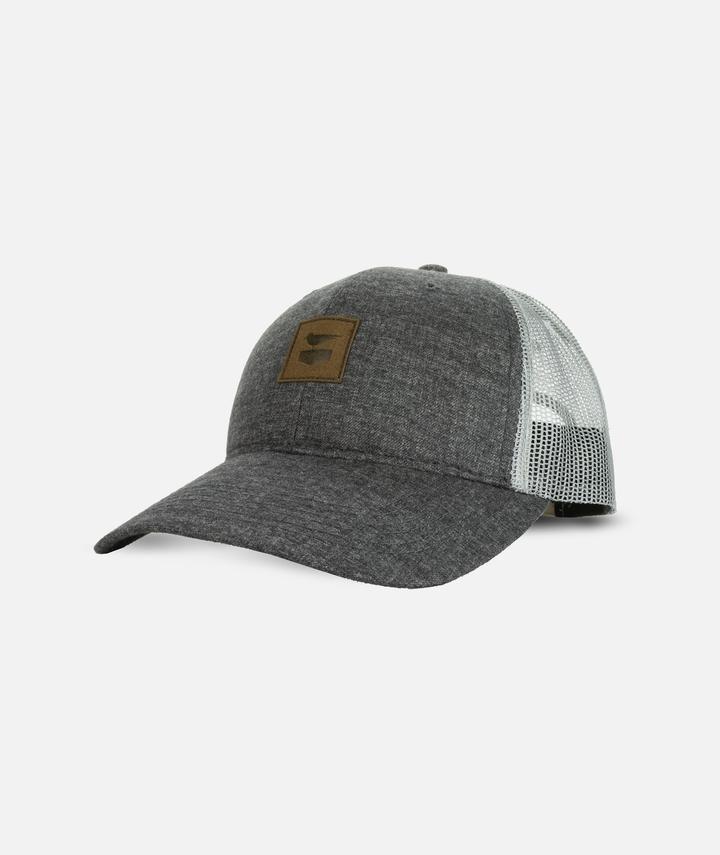 PILING TRUCKER HAT