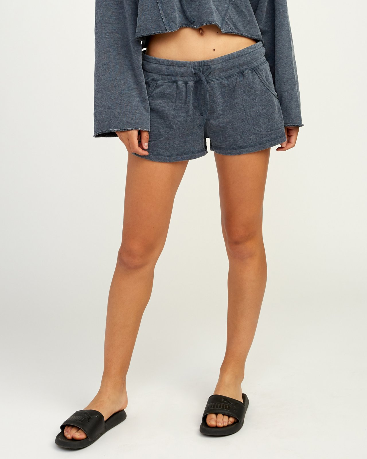 AVA FLEECE SHORT