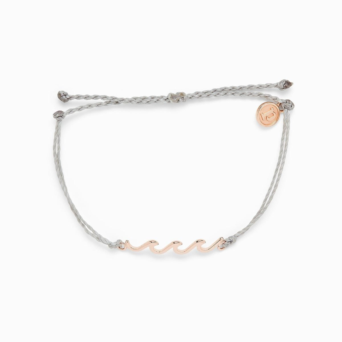 DELICATE WAVE BRACELET LIGHT G