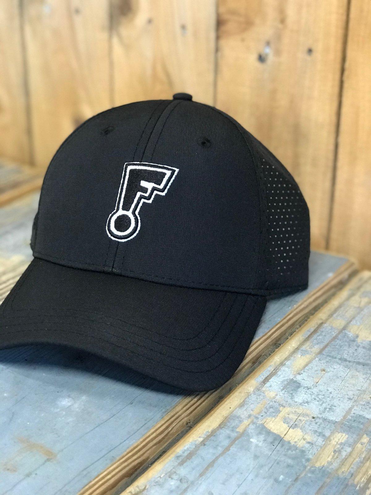 FLUID F DOT TECH HAT BLK