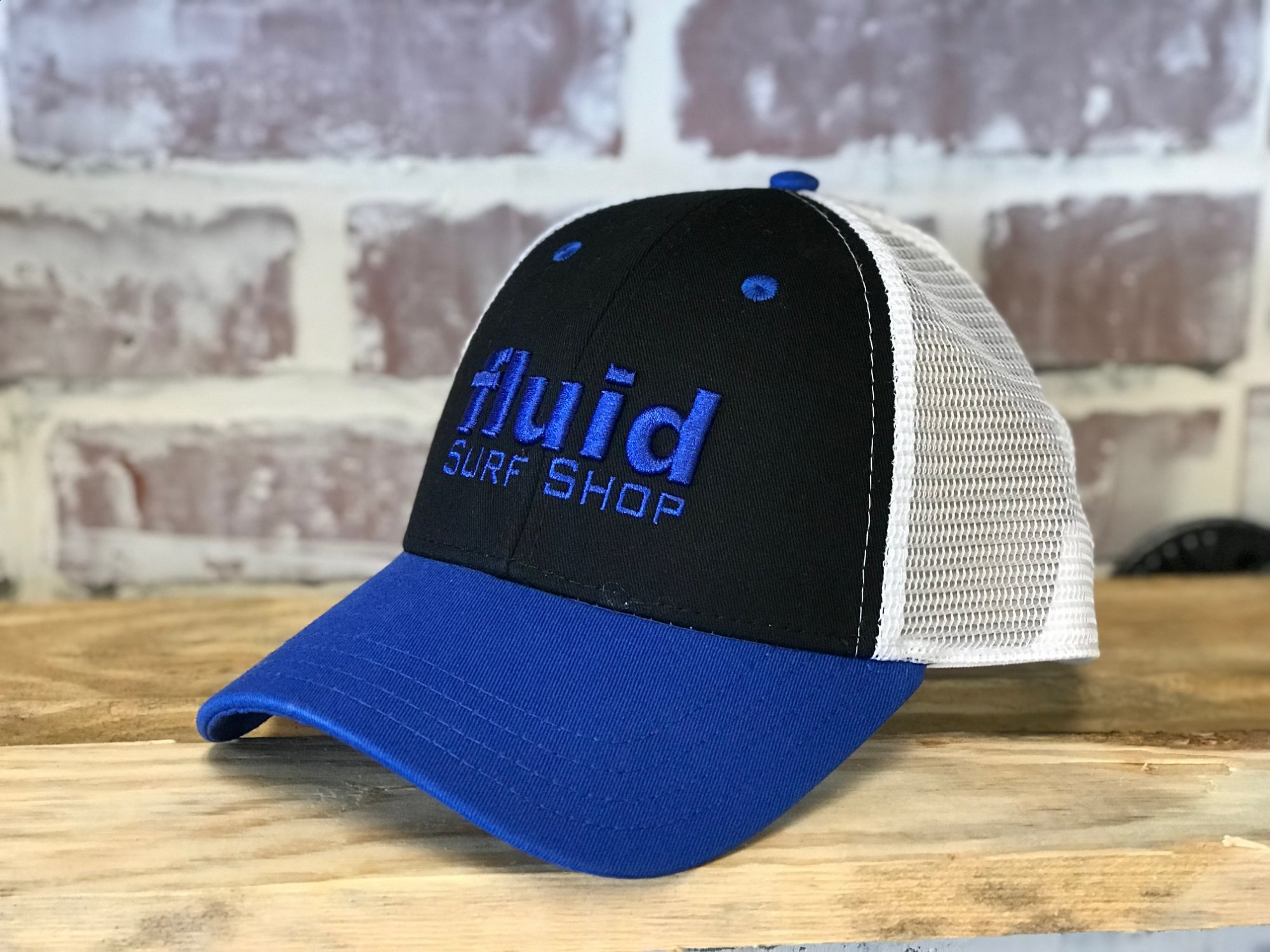FLUID BLOCK TRUCKER