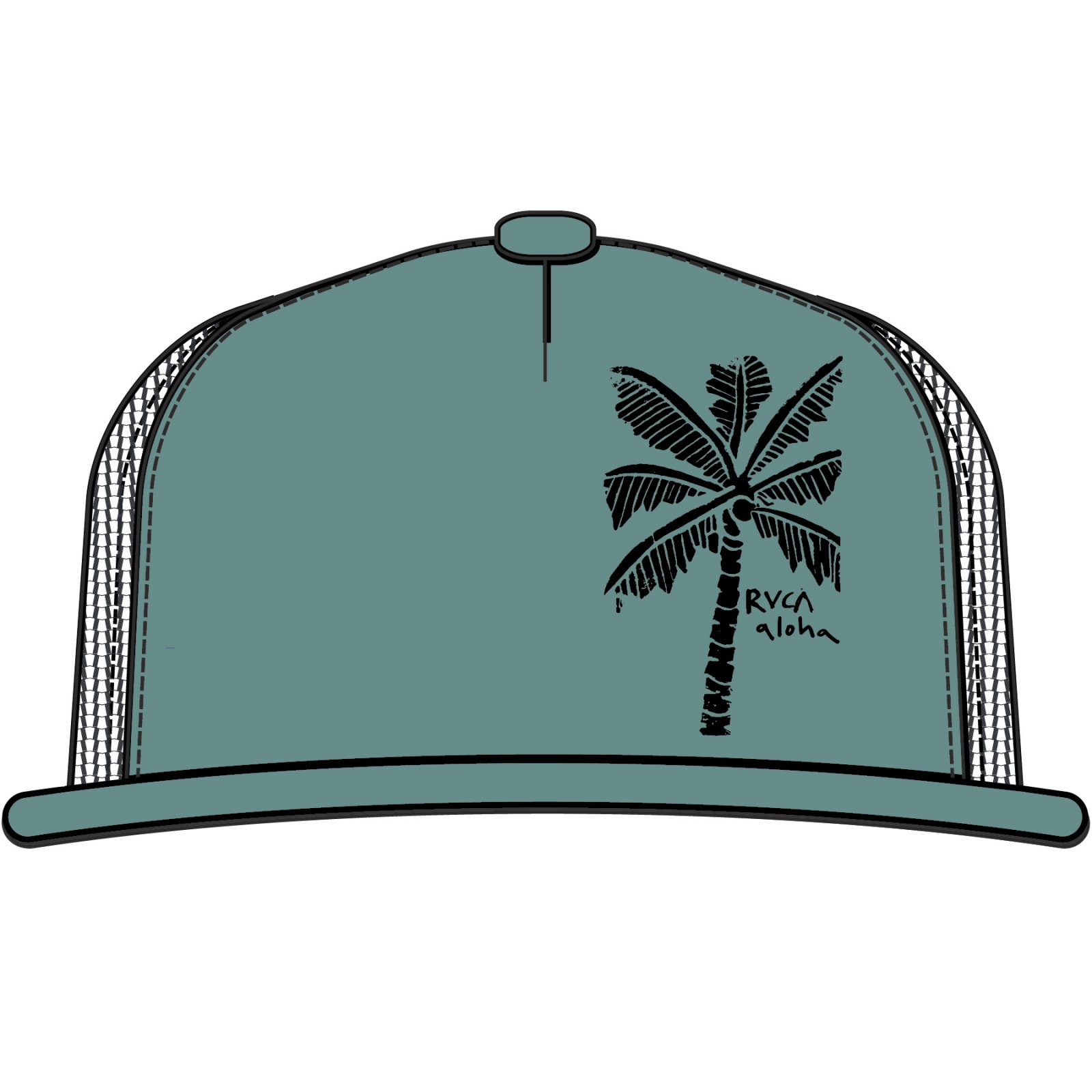 OBLOW PALM TRUCKER