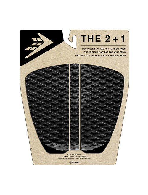 THE 2+1 TAIL PAD