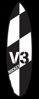 LOST V3 ROCKET