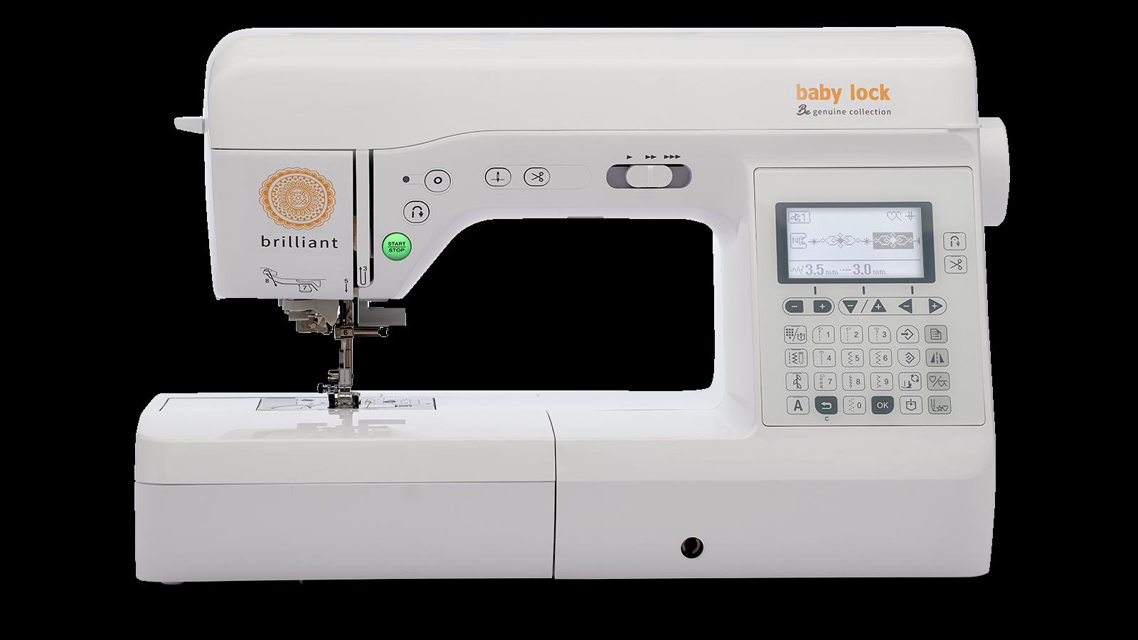 BL Machine - Brilliant Sewing machine