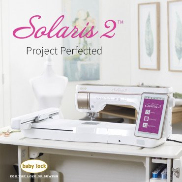 BL - Solaris 2 Embroidery & Sewing