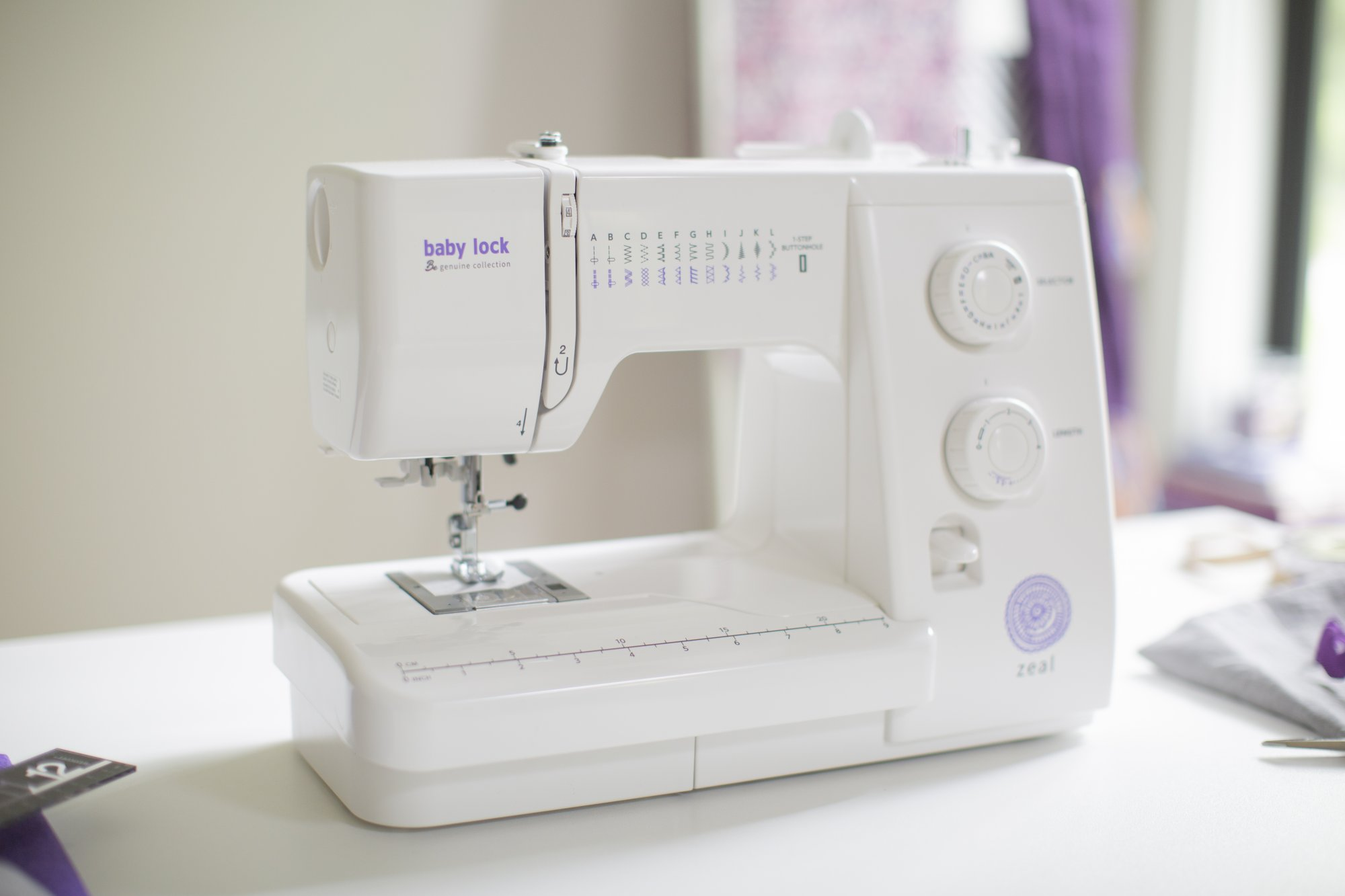 BL Machine - Zeal Sewing machine