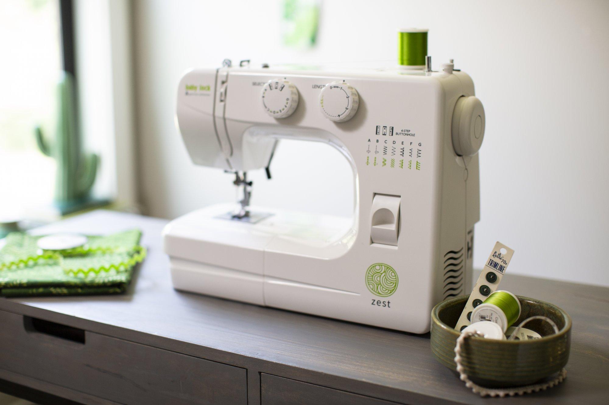 BL Machine - Zest Sewing Machine