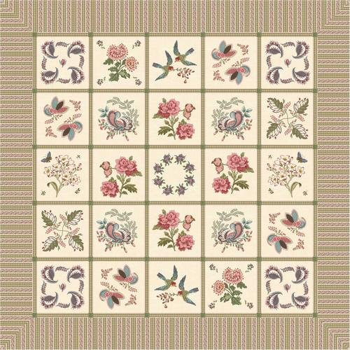 County Clare Panel Quilt