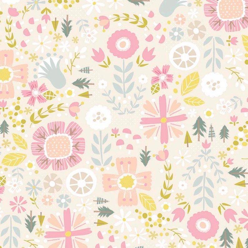 Goldi Floral Cream