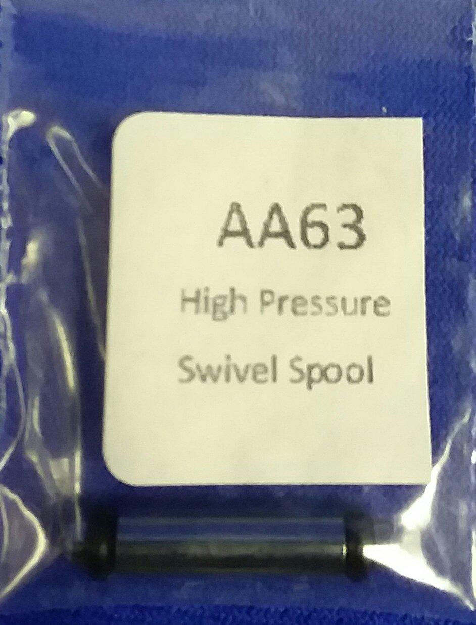 High Pressure Swivel Spool