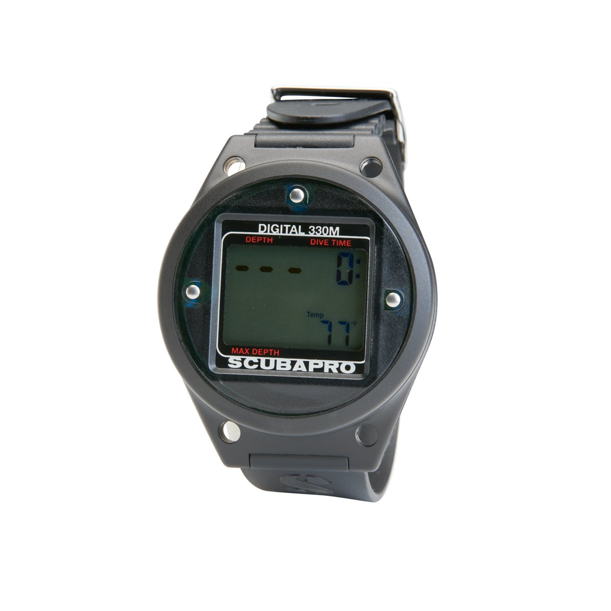 Digital Depth Gauge 330 m Wrist - Imperial