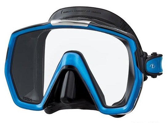 FREEDOM HD MASK -BLACK/FISH TAI