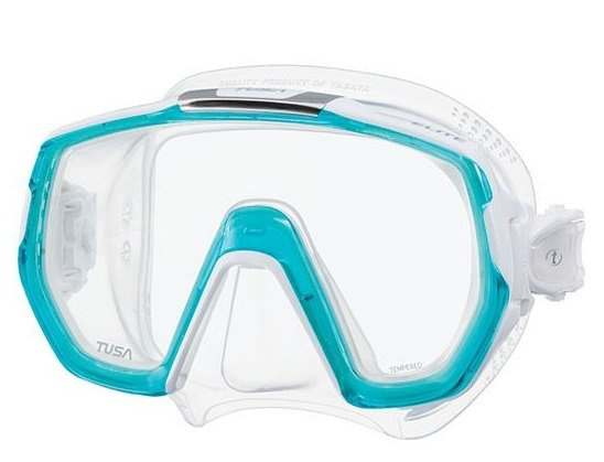 FREEDOM ELITE MASK - LIGHT BLUE