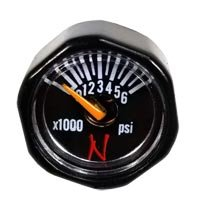6000 psi gauge