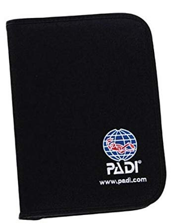 PADI Nylon Log Binder