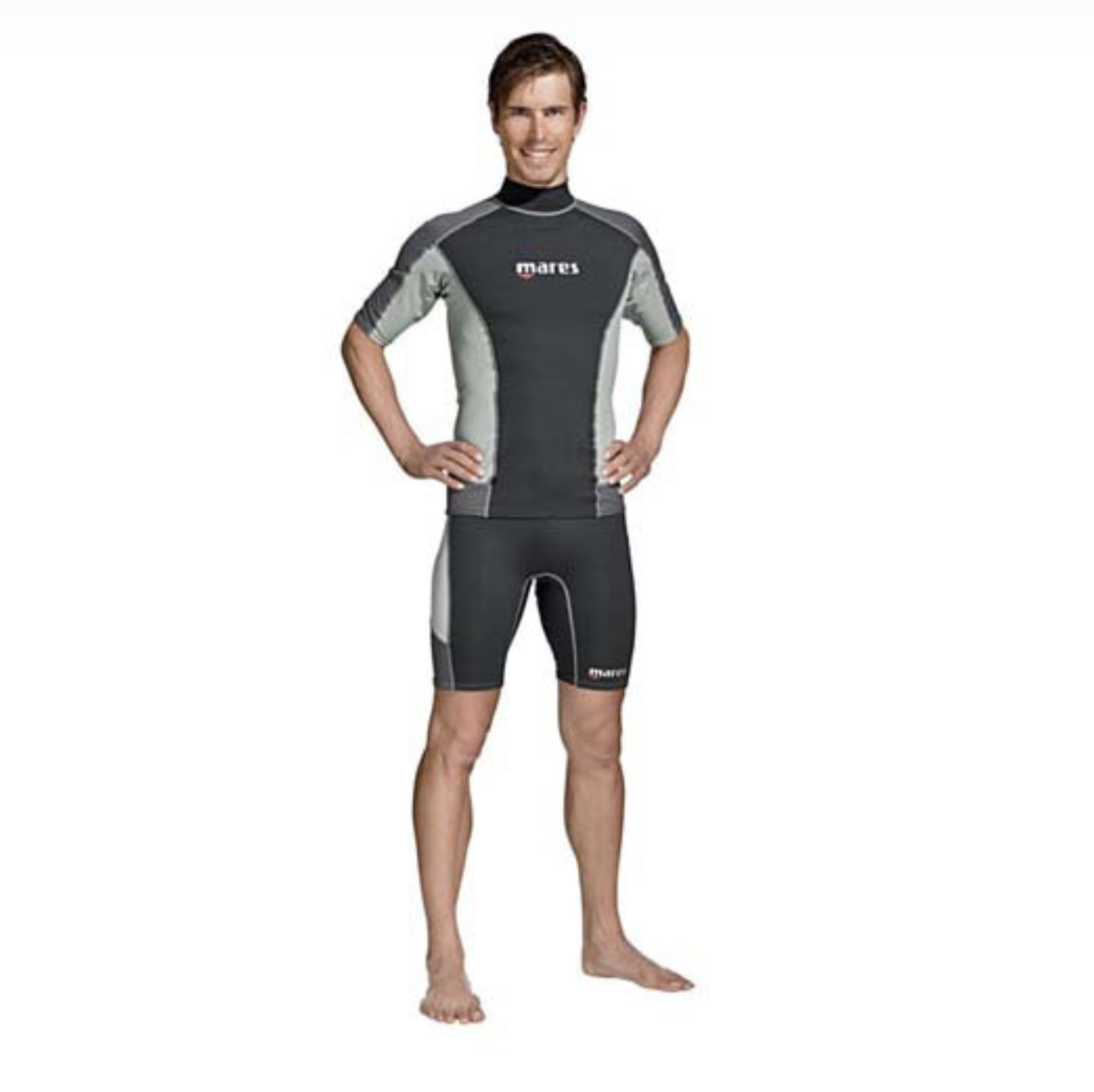 Mares Rash Guard Trilastic (Men's)