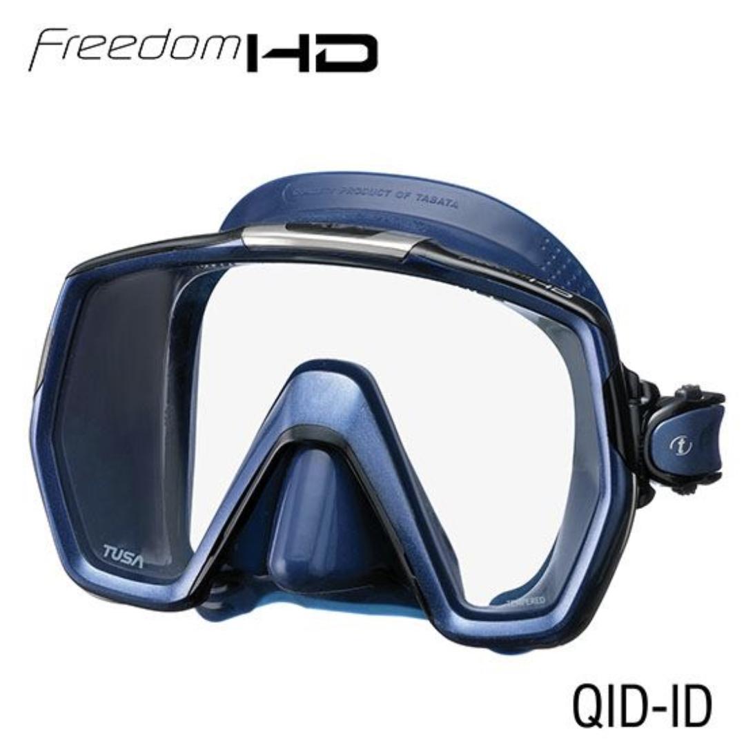 Tusa Freedom HD Dive Mask