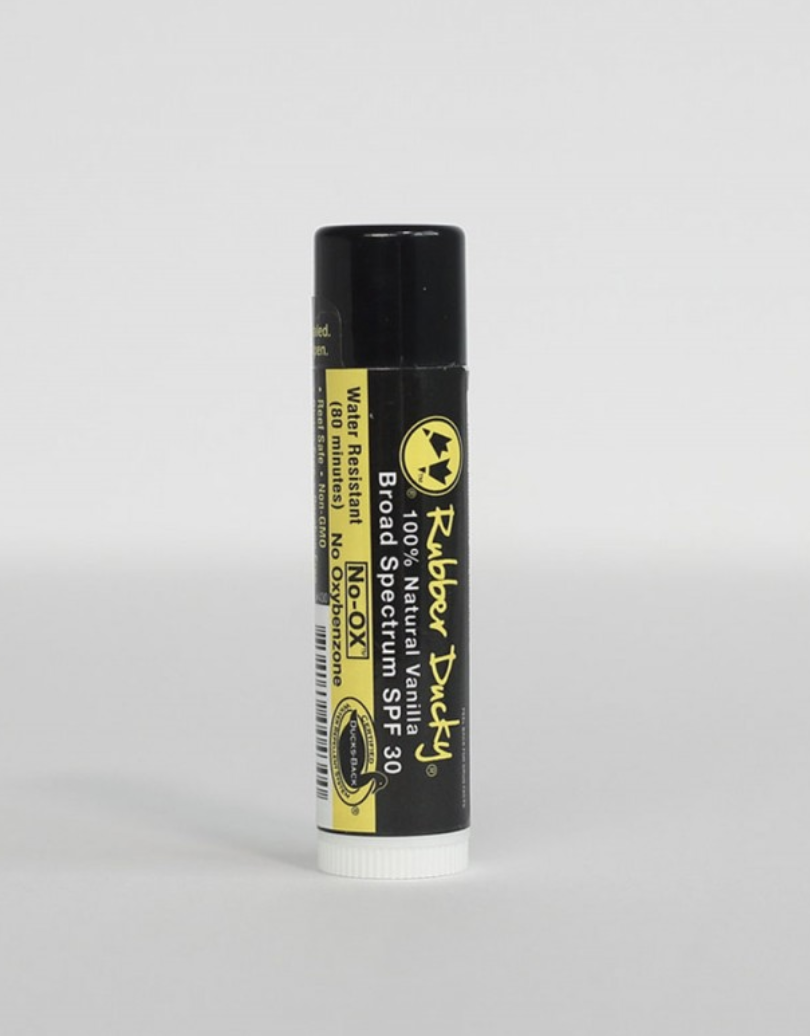 Rubber Ducky Lip Protectant Natural Vanilla (Un-tinted)
