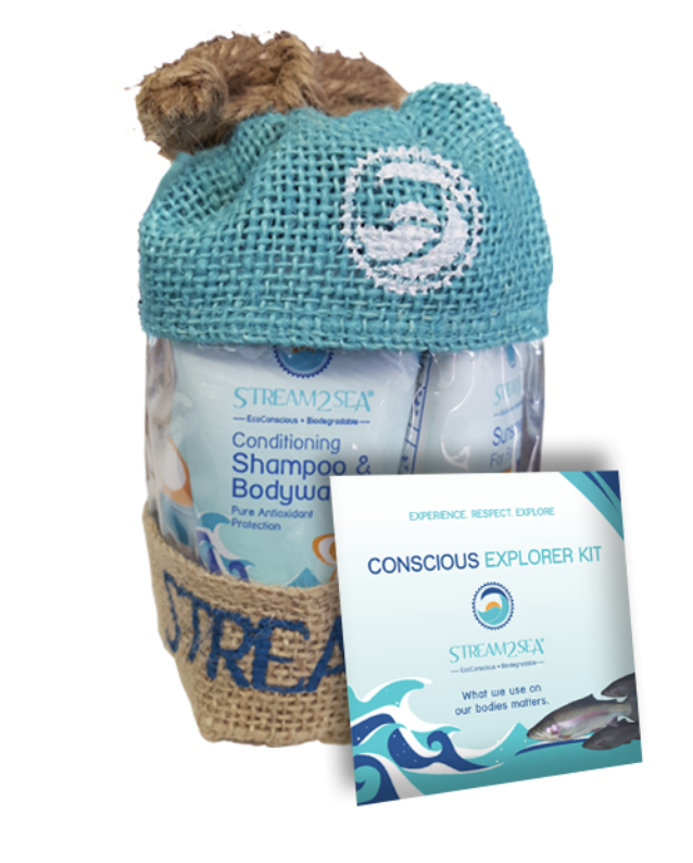 Conscious Explorer Kit - Stream2Sea