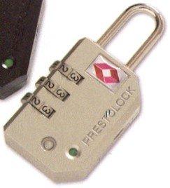 Search Alert TSA Travel Lock