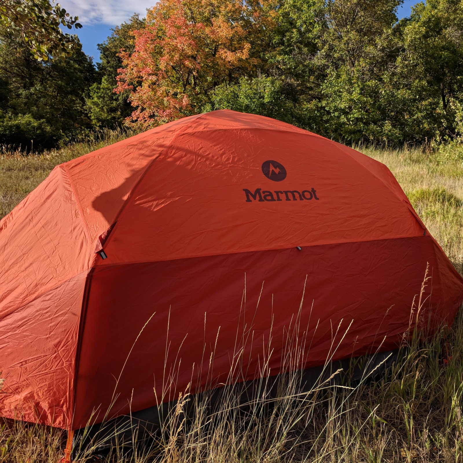 Picture of a tent