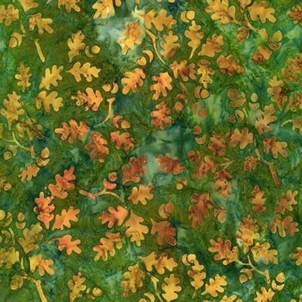 Kaufman Cornucopia 10 Grass 17831 47