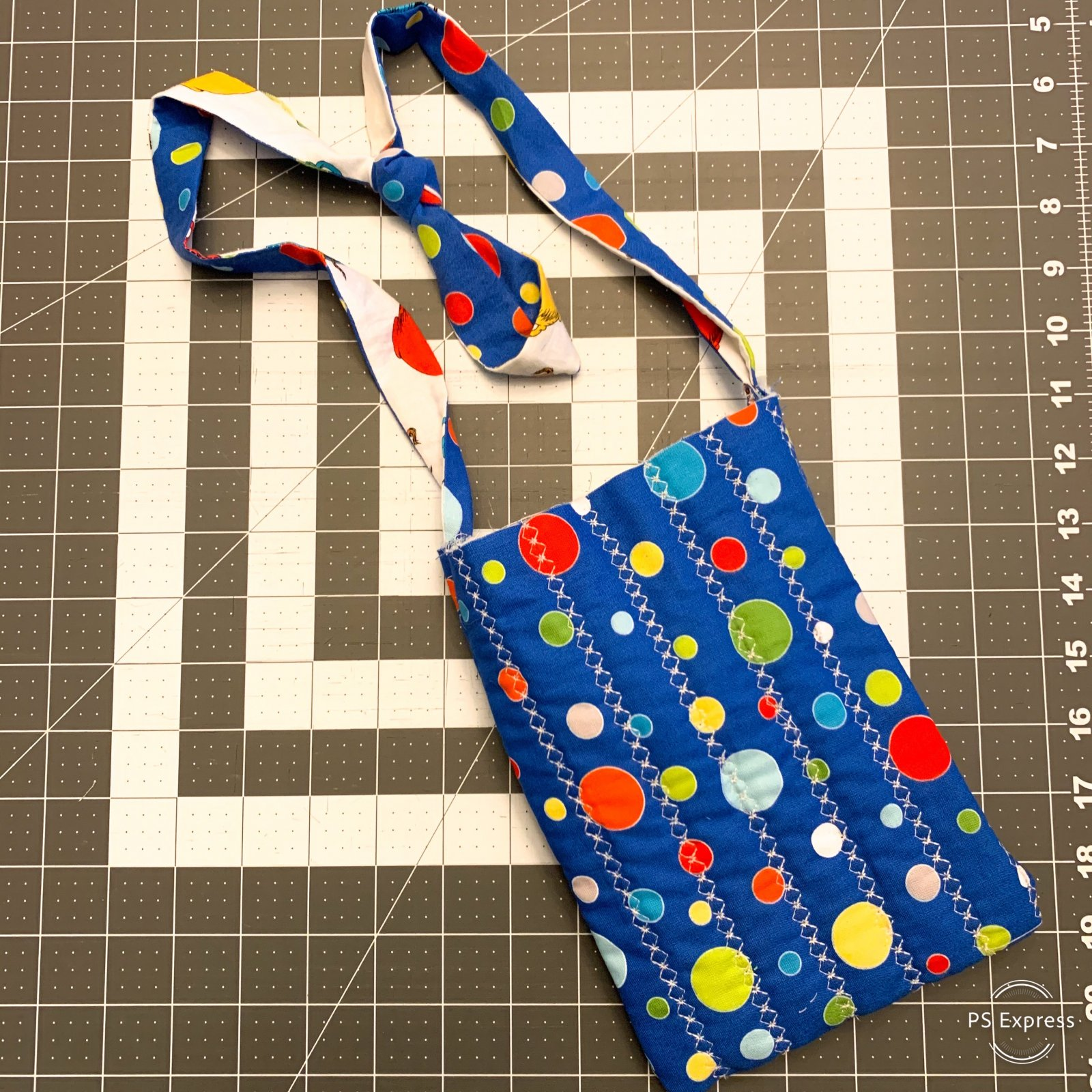 Creekside Kids Scavenger Hunt Bag Pattern