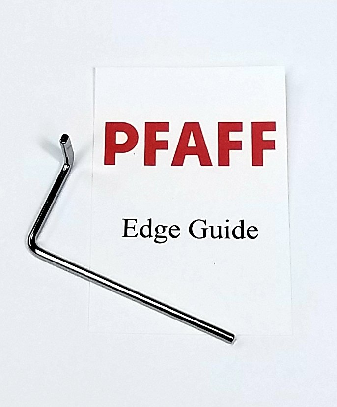 Pfaff Edge Guide Quilting Guide