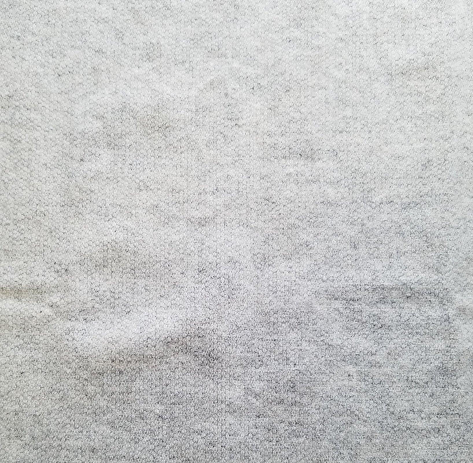 Creekside Felted Wool Soft Grey Tweed