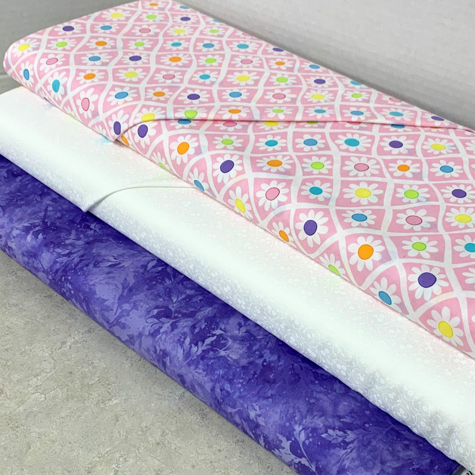 Creekside Flower Power Pillowcase Kit