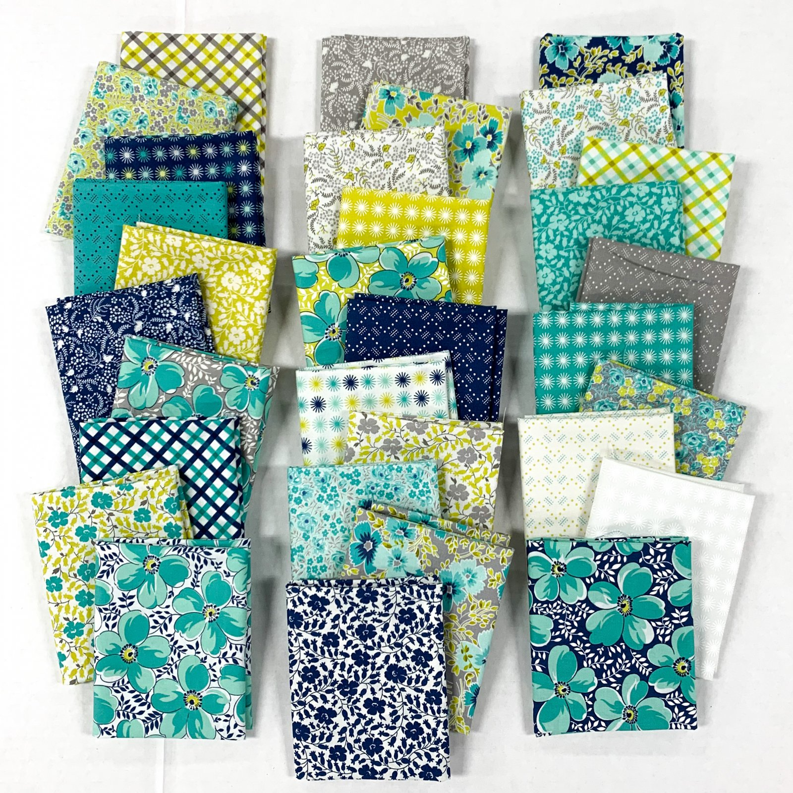 Moda Flowers for Freya Fat Quarter Bundle
