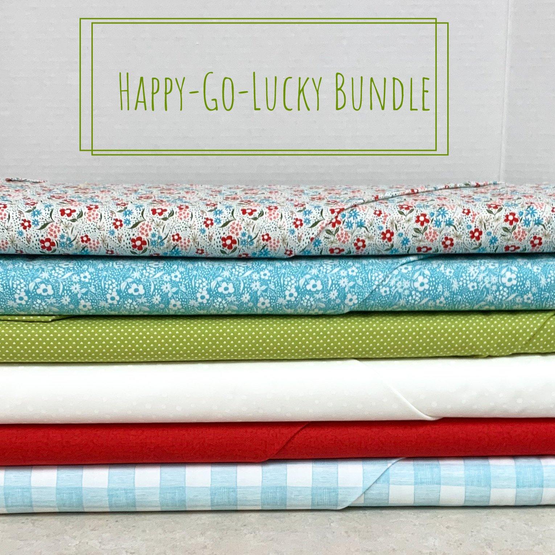 Happy Go Lucky Fabric Bundle