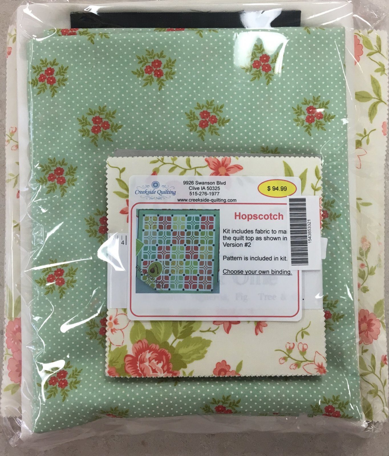 Hopscotch Kit