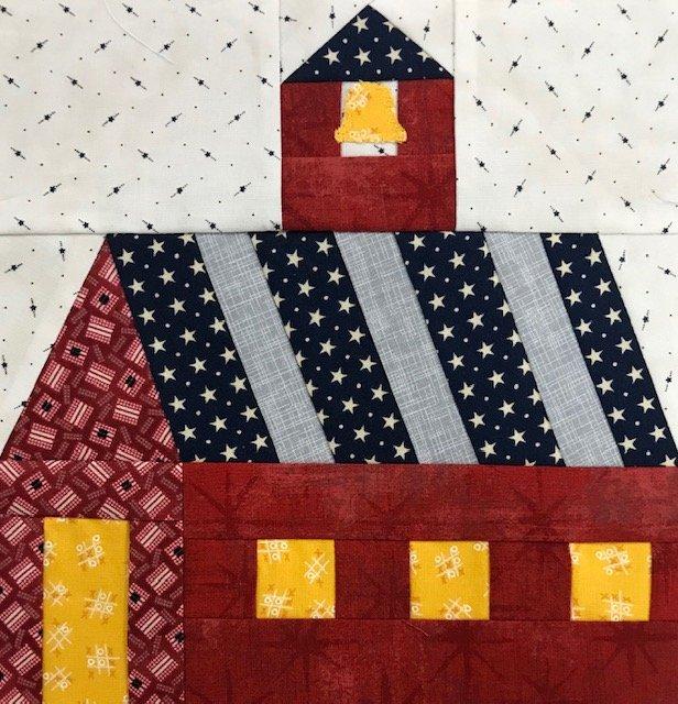 A Schoolhouse Block 5 Kit