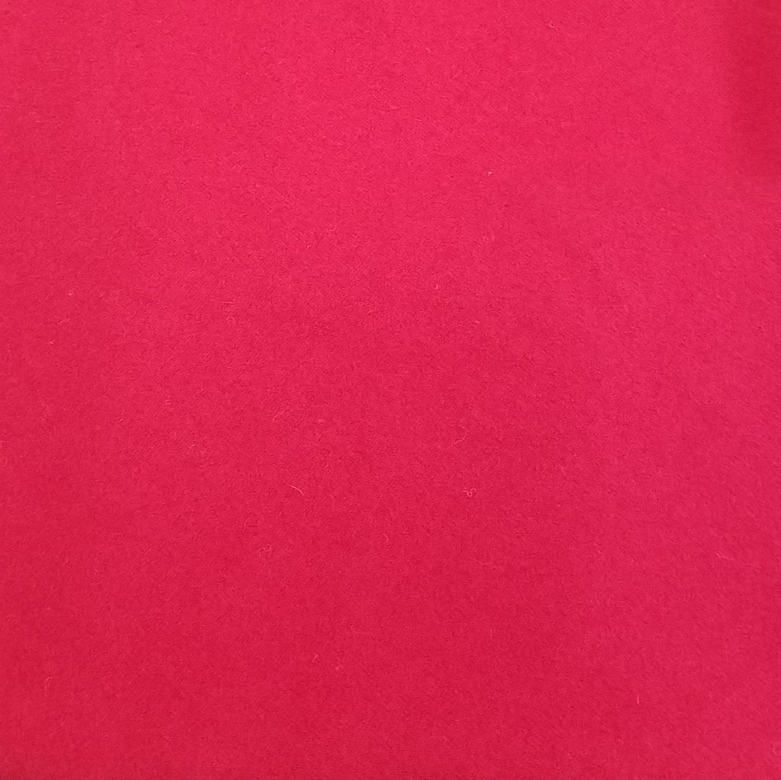 Creekside Felted Wool True Red