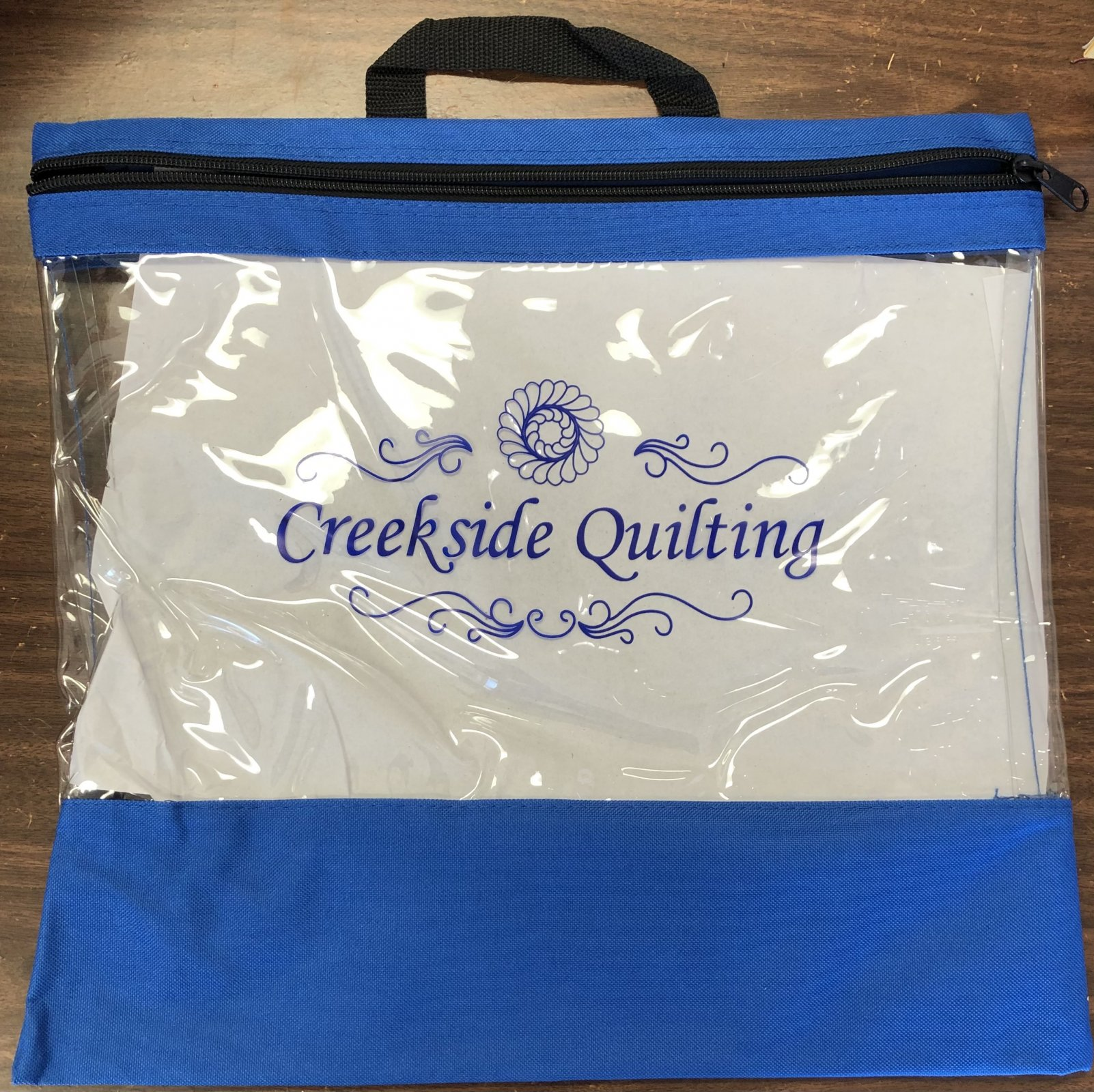 Creekside Quilting Mid Month Madness Project Bag