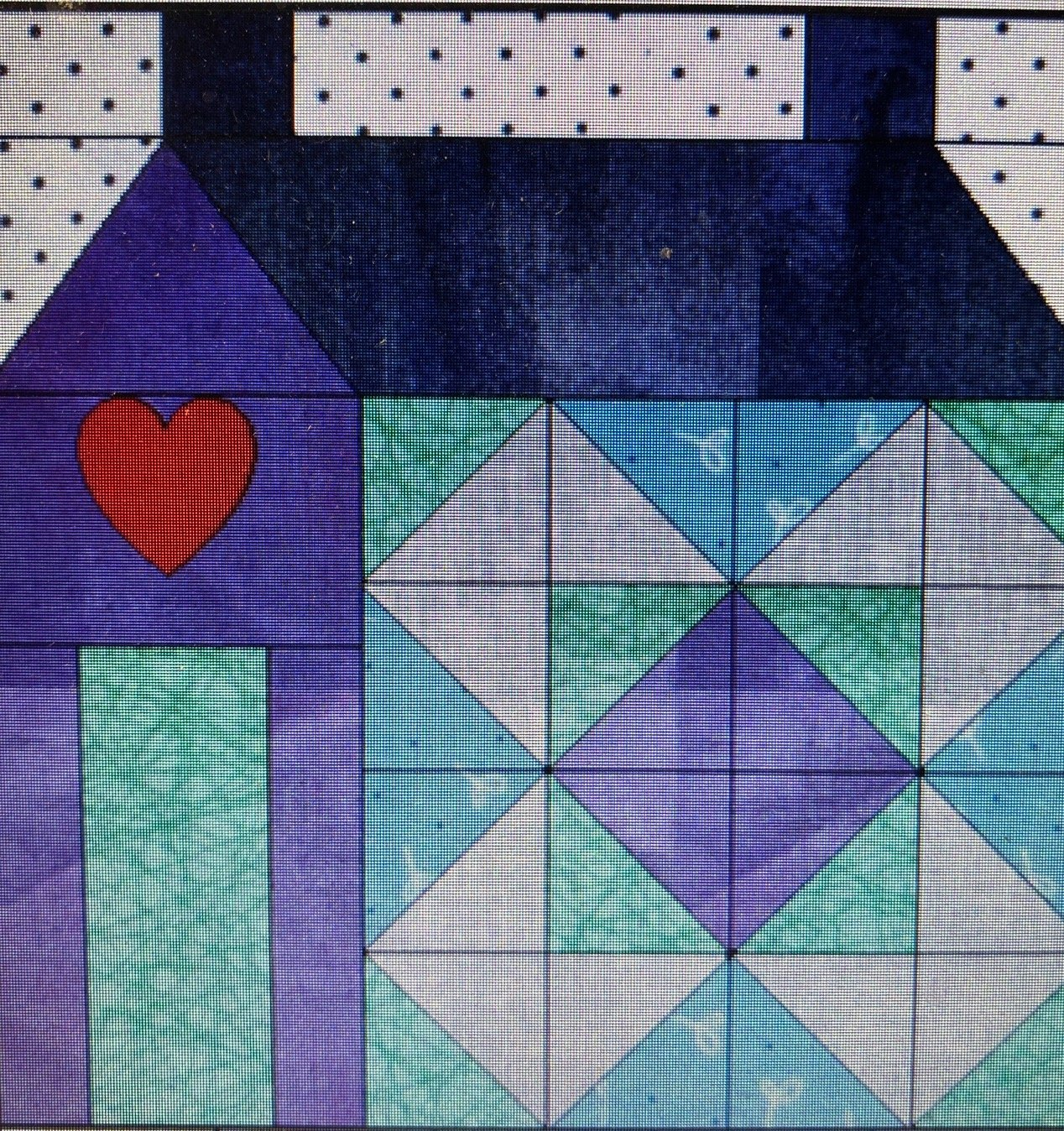 A Mosaic House Block 4 Kit
