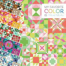 Moda My Favorite Color Kit