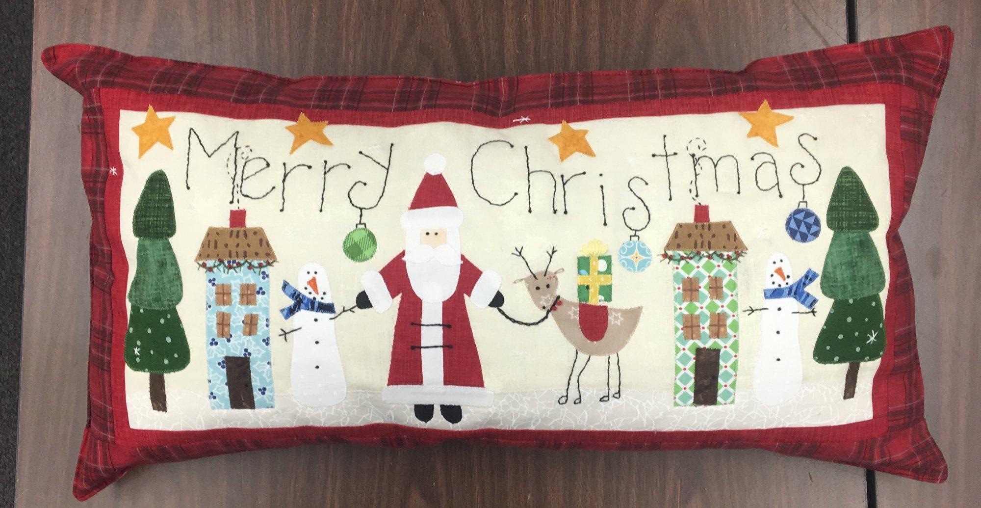 Santa Claus Pillow Kit