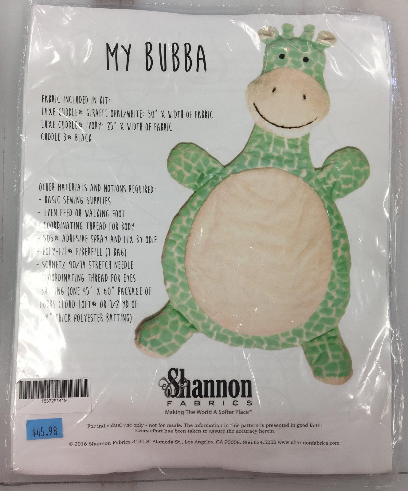 My Bubba Green