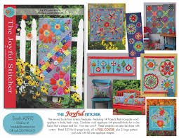 The Joyful Stitcher - Softcover