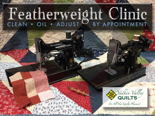 Featherweight Clinic
