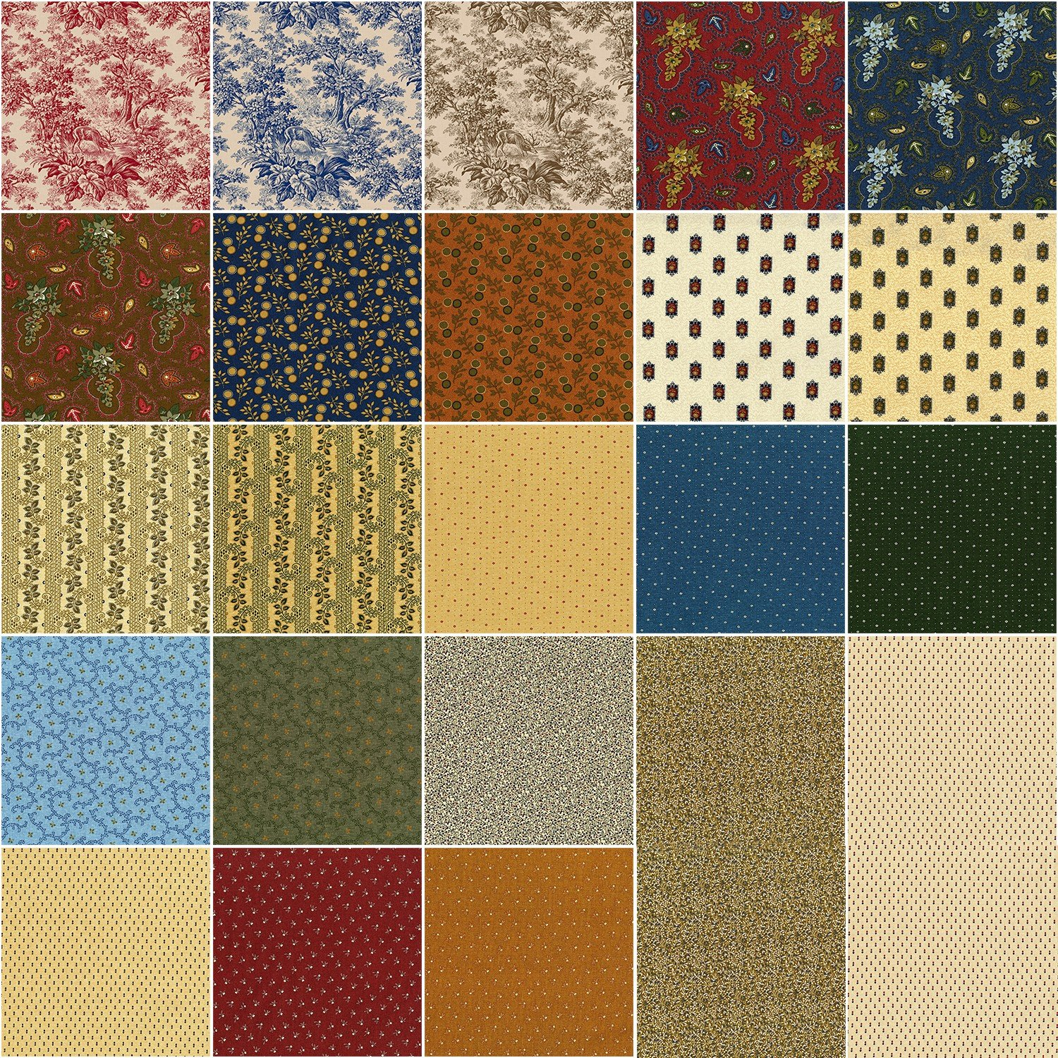 Falls Majesty Fat Quarter Bundle