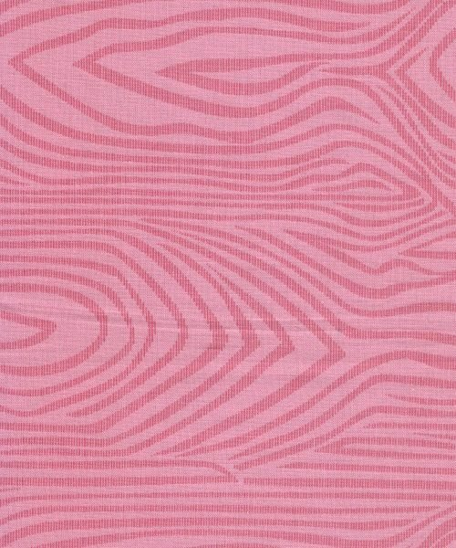 110 IN. MOIRE COTTON QUILT BACK PINK