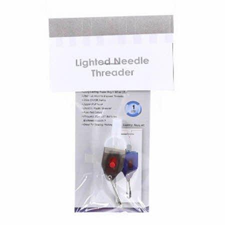 Lighted Needle Threader