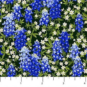 Abundant Garden Bluebonnets