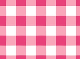 Simply Sweet - Pink Gingham